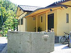 エクステリア 玄関アプローチ(塀)