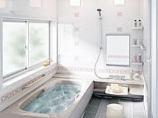 施工後の浴室