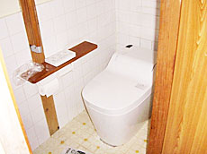 浴室とトイレのリフォーム